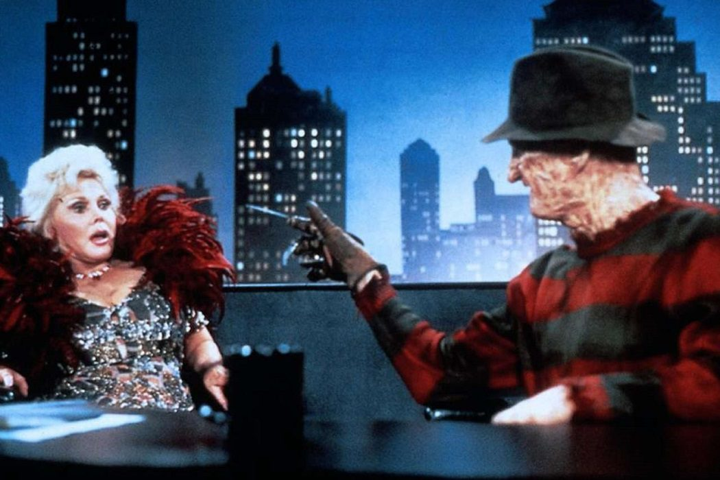'Pesadilla en Elm Street 3: Guerreros del sueño'