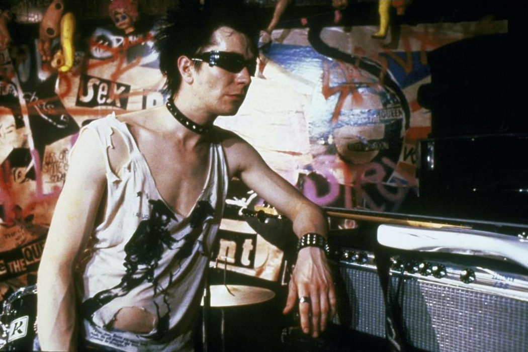 Sid Vicious en 'Sid y Nancy'