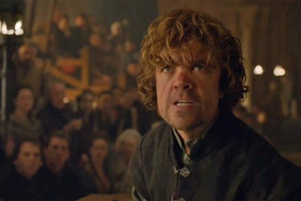 'Juego de Tronos' - Juicio a Tyrion