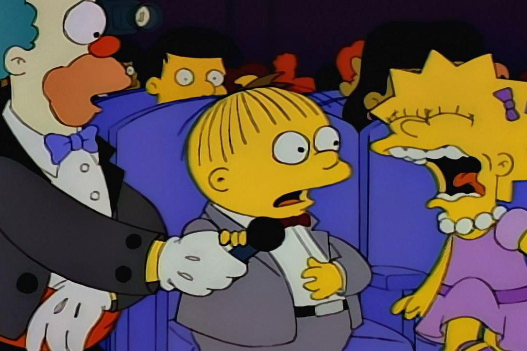 'Los Simpson' Temporada 4, capítulo 15