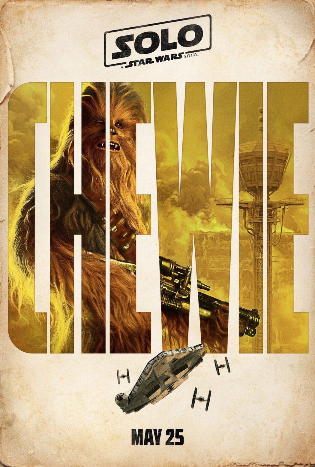 Chewbacca (Joonas Suotamo)
