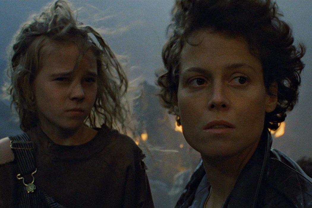 'Aliens, el regreso' (1986)