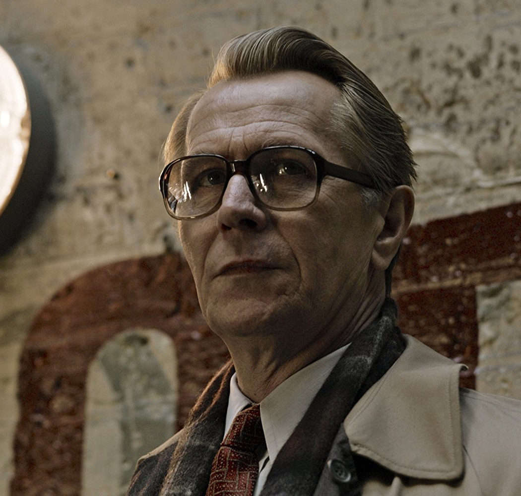 George Smiley en 'El topo'