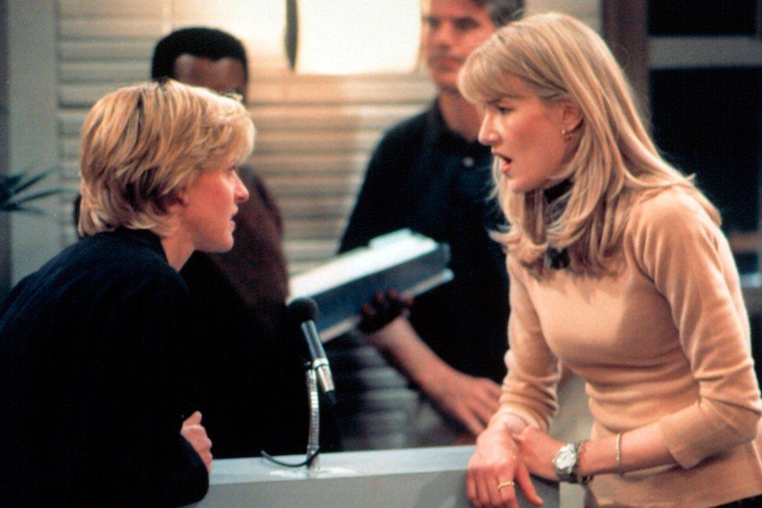 """Ellen DeGeneres y el """"episodio del cachorro"""""""
