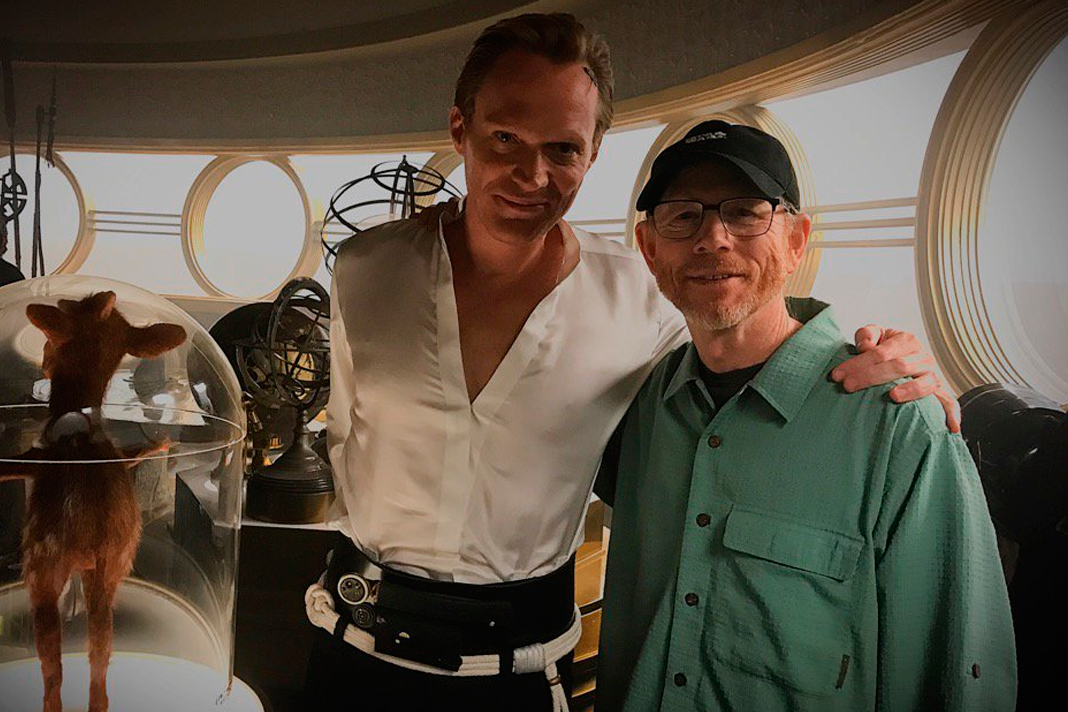 Dryden Vos (Paul Bettany)