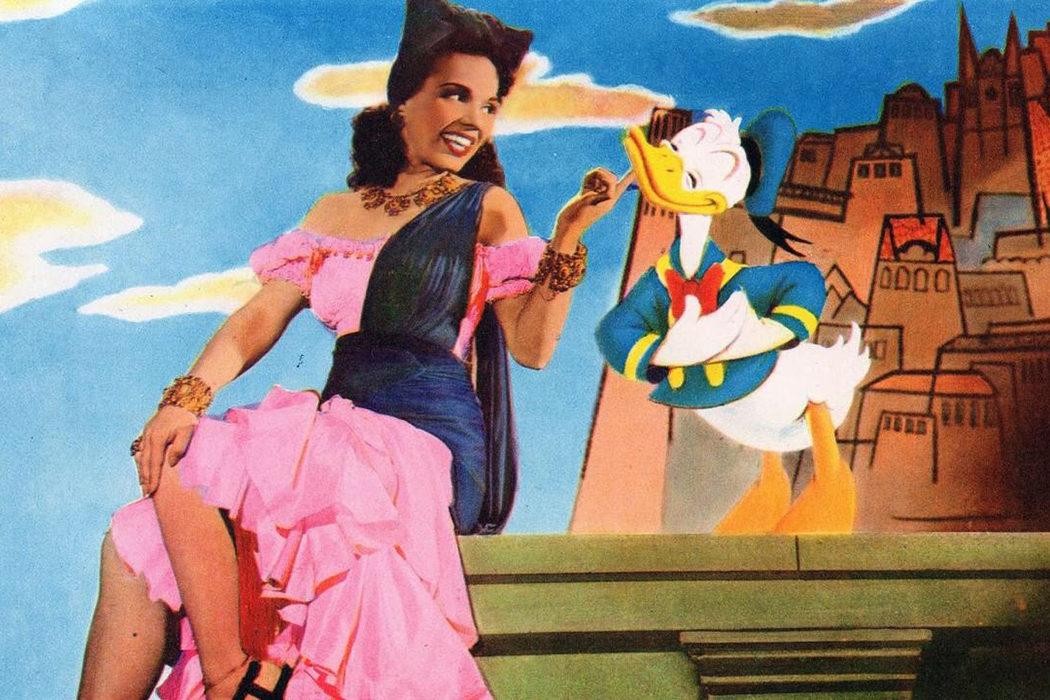 Aurora, la hermana de la icónica Carmen Miranda