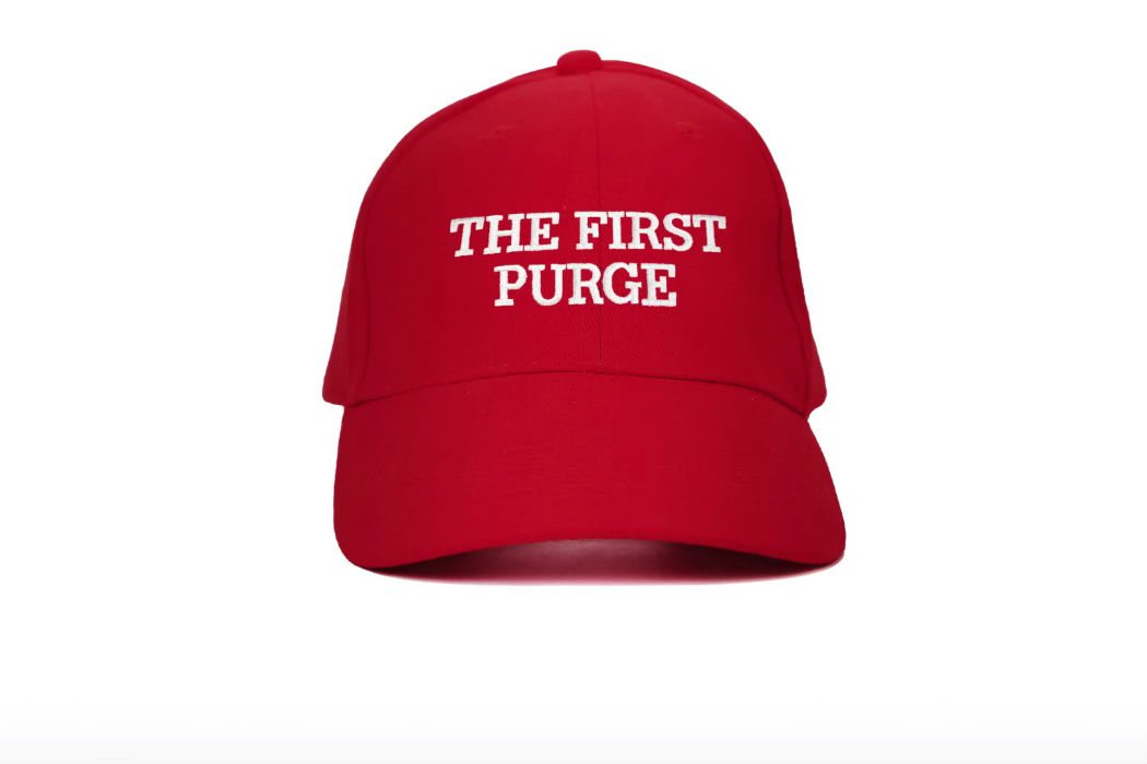 'The First Purge' (Gerard McMurray)