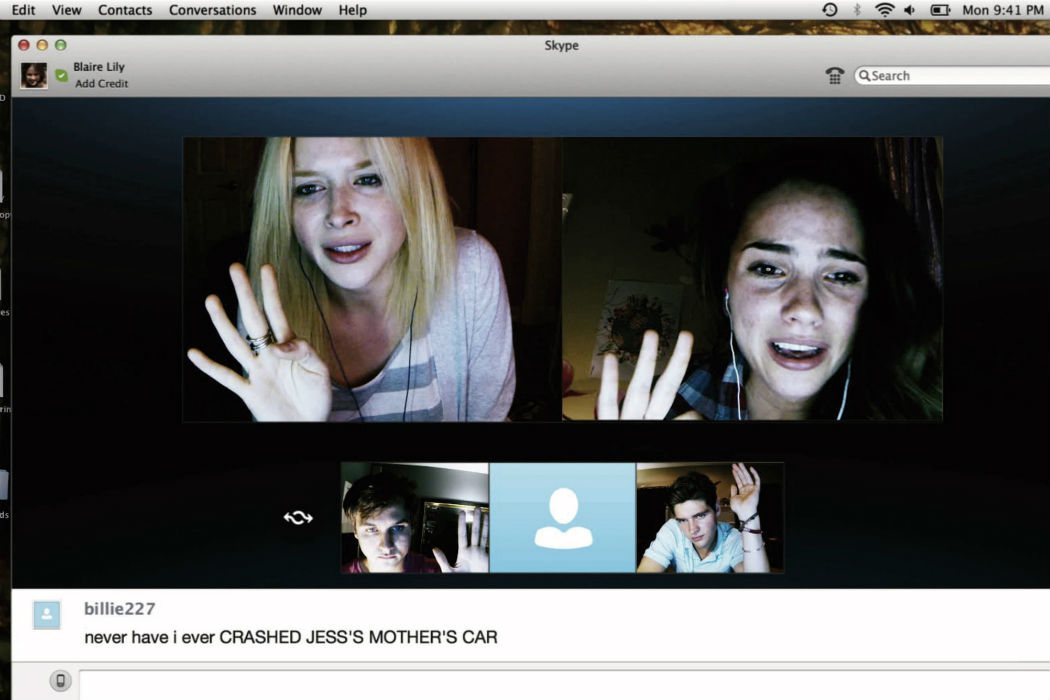 'Unfriended: Game Night' (Stephen Susco)