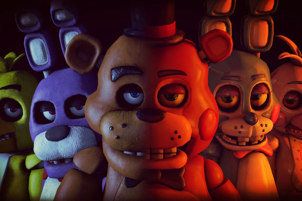 'Five Nights at Freddy's' (Chris Columbus)