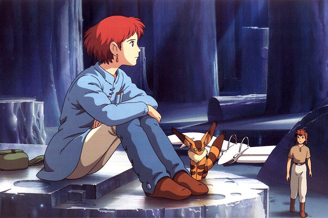 Oficiosamente, la primera película de Studio Ghibli