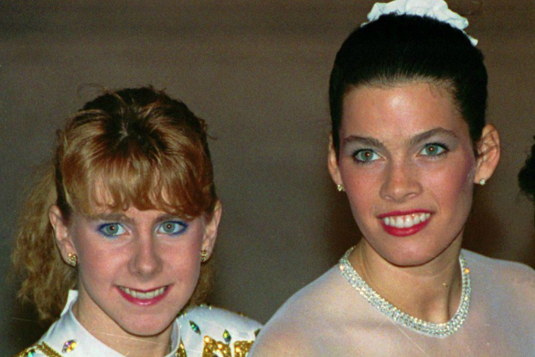 Nancy Kerrigan, la patinadora perfecta y la enemiga a batir