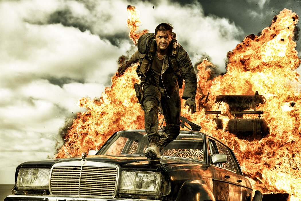 Transformar el tedio en 'Mad Max'