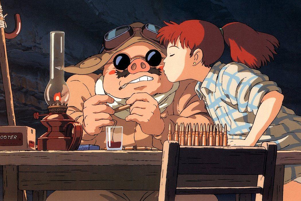 El antihéroe de Studio Ghibli