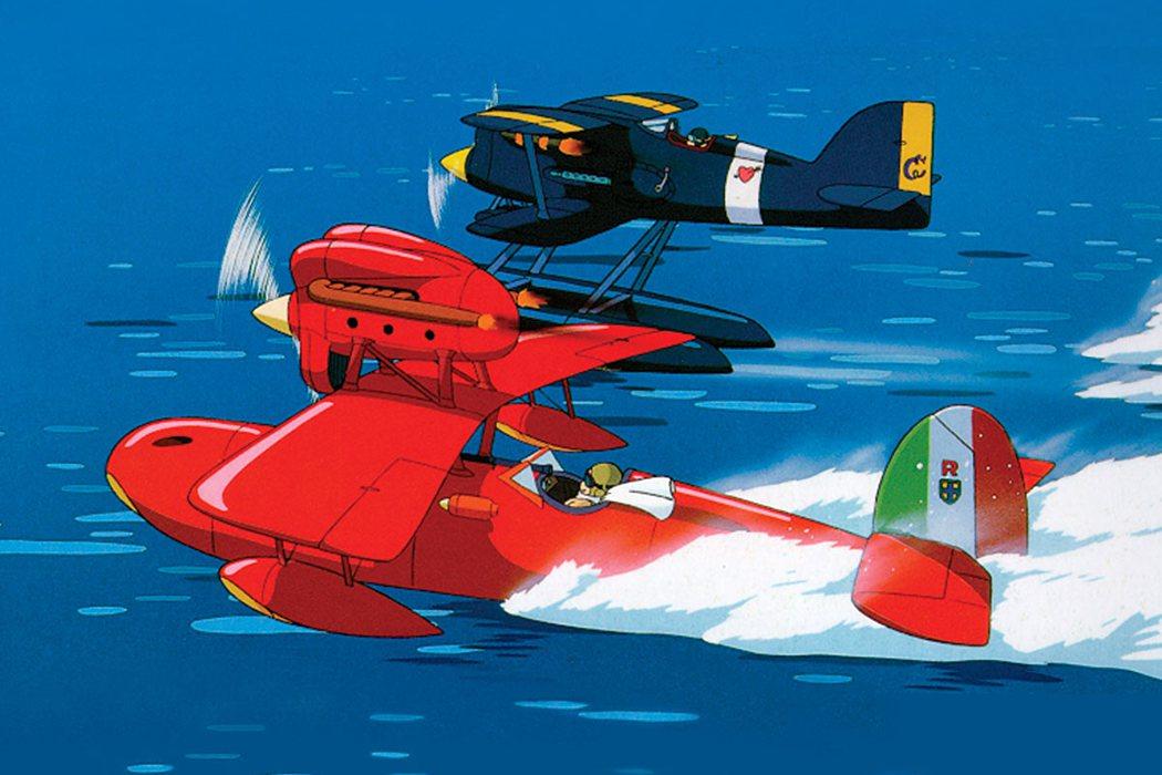 La pasión de Miyazaki por la aviación
