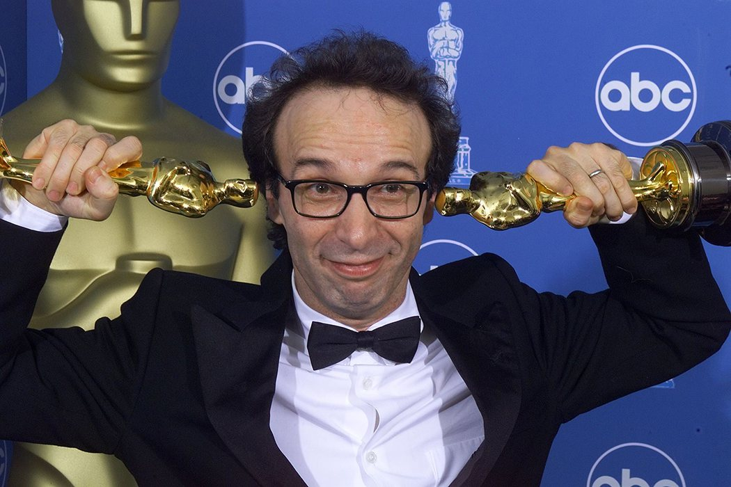 Dejó una de las anécdotas más recordadas de los Oscar