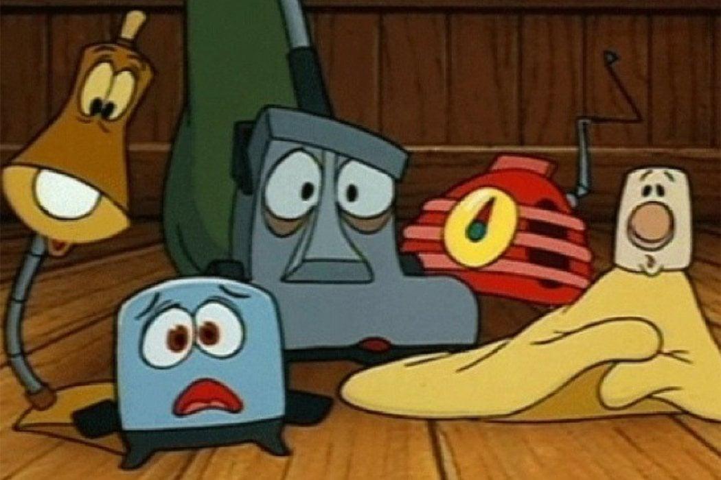 Fue la primera película de animación exhibida en Sundance