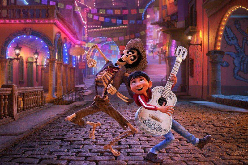 Mejor película de animación: 'Coco'