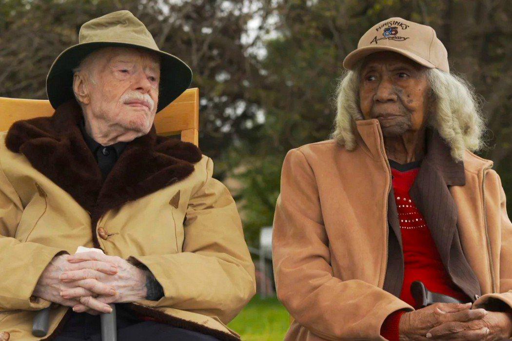 Mejor cortometraje documental: 'Edith + Eddie'