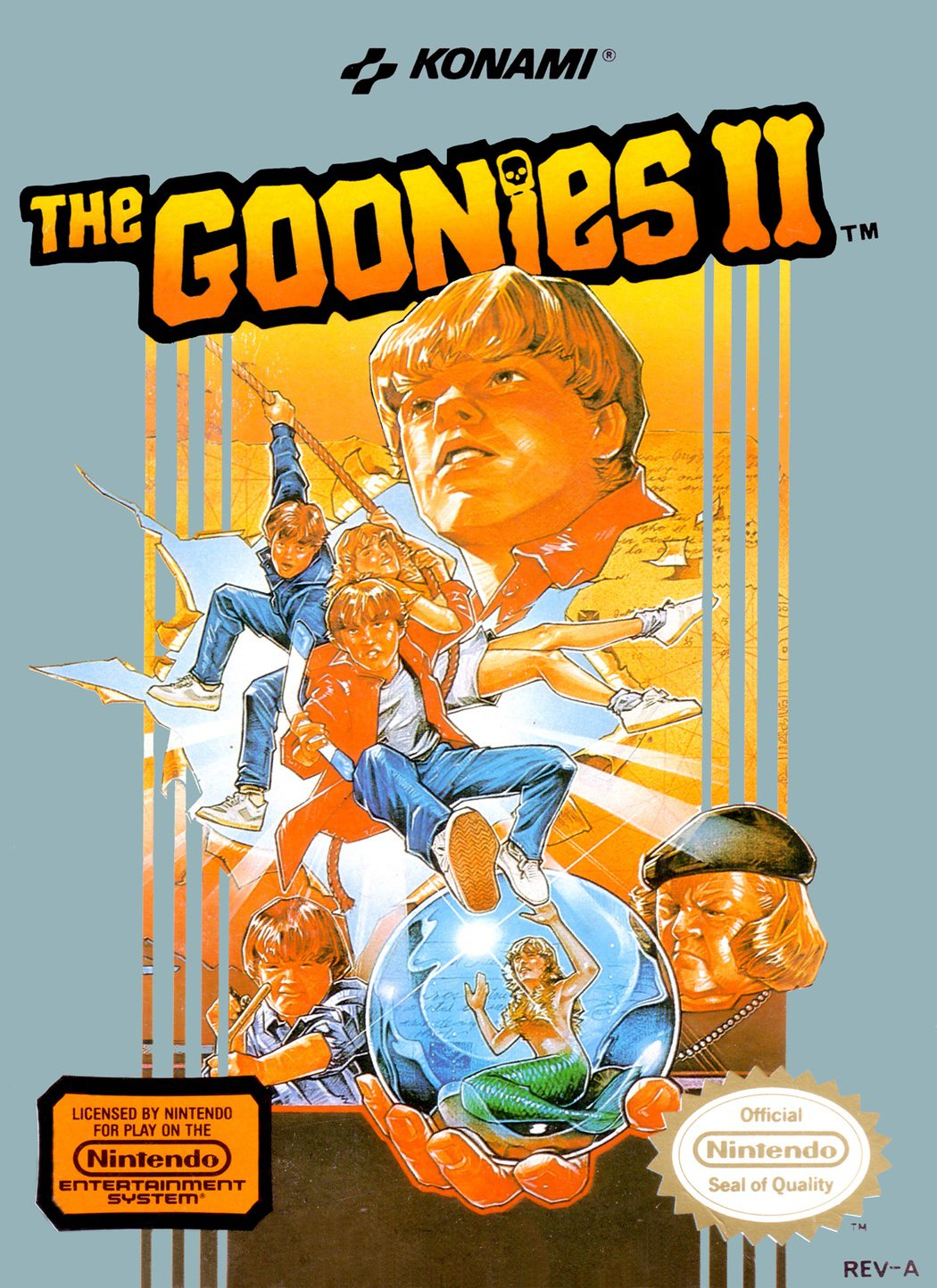 'Los Goonies 2'