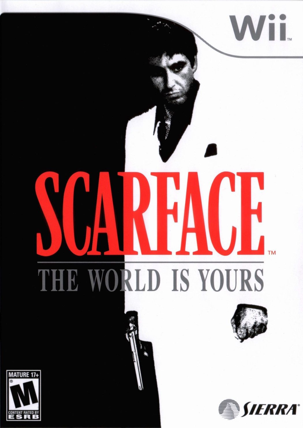 'Scarface: The World is Yours'