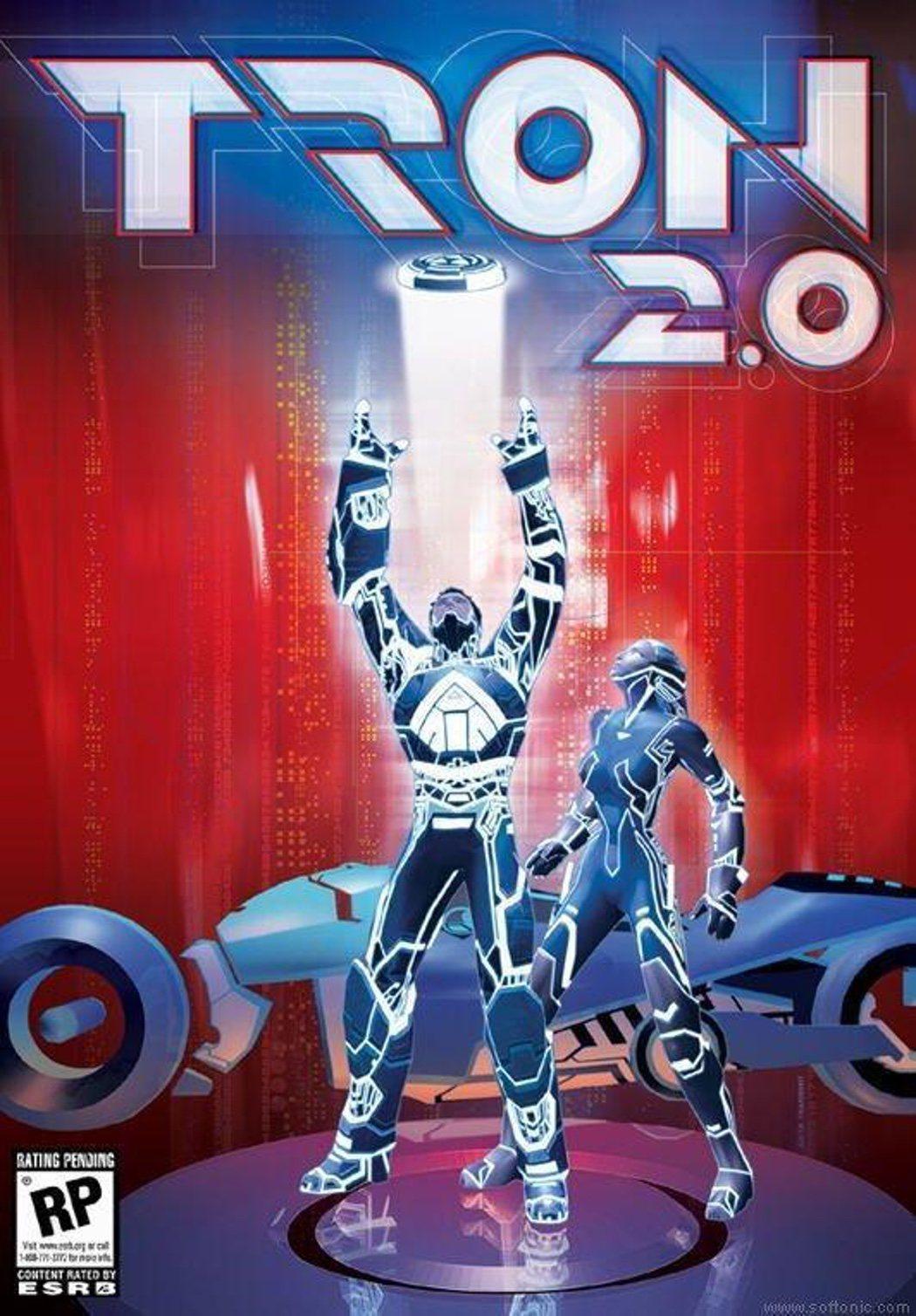 'Tron 2.0.'