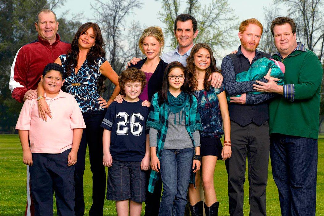 'Modern Family', el gran éxito