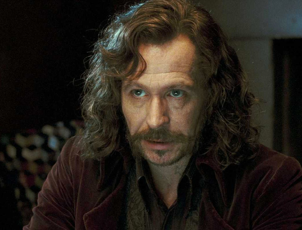 Sirius Black en la franquicia 'Harry Potter'