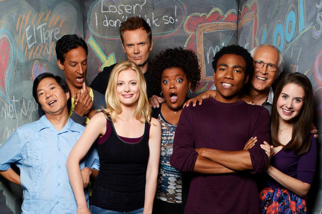 'Community' (NBC, 2009-2014; Yahoo, 2014-2015)