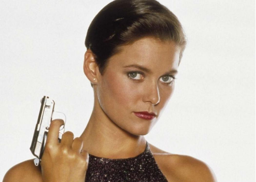 Carey Lowell: 28 años ¡Equipada con armas de mujer!