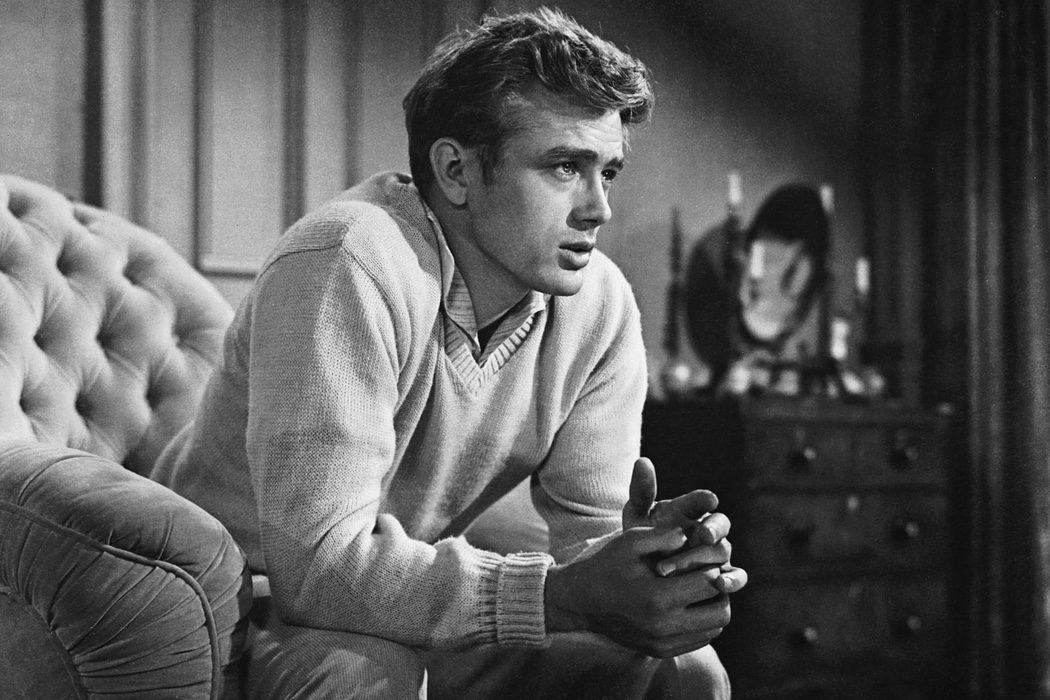 La foto de James Dean que probablemente quería tu abuela en su carpeta