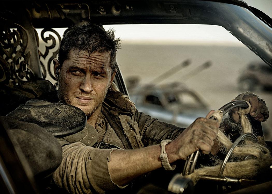 Max Rockatansky ('Mad Max: Furia en la carretera')