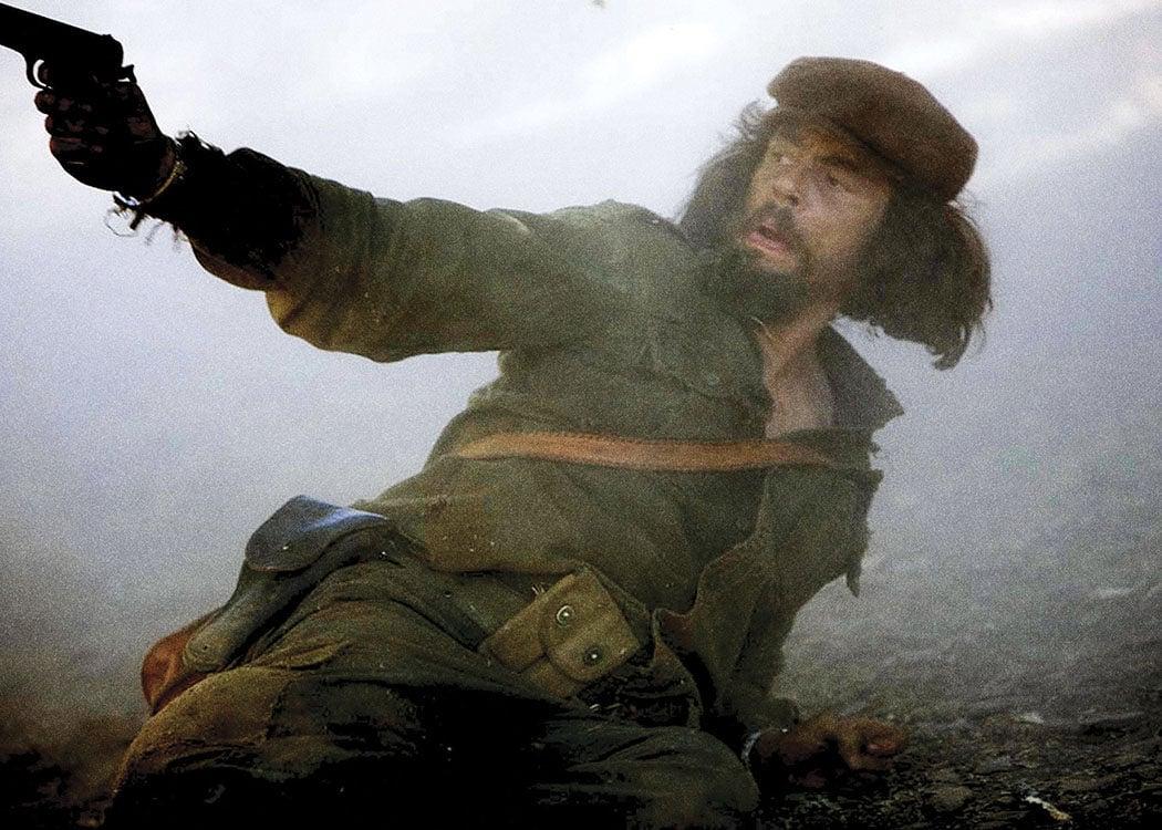 Che Guevara ('Che: Guerrilla' y 'Che, el argentino')