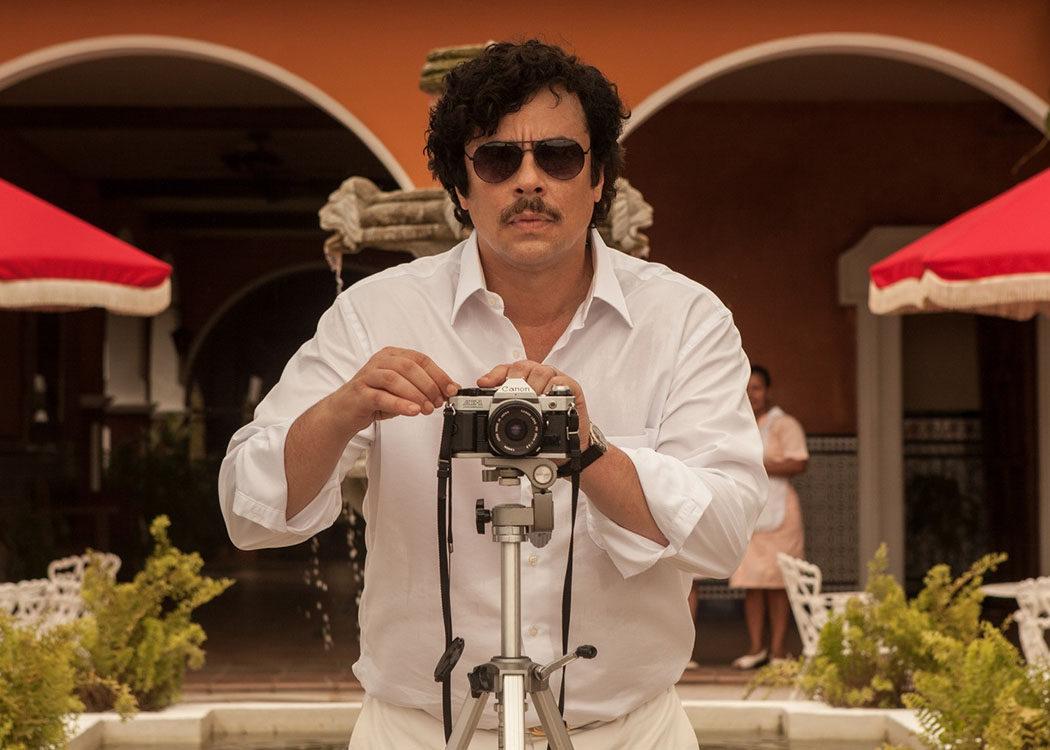 Pablo Escobar ('Escobar: Paraíso perdido')