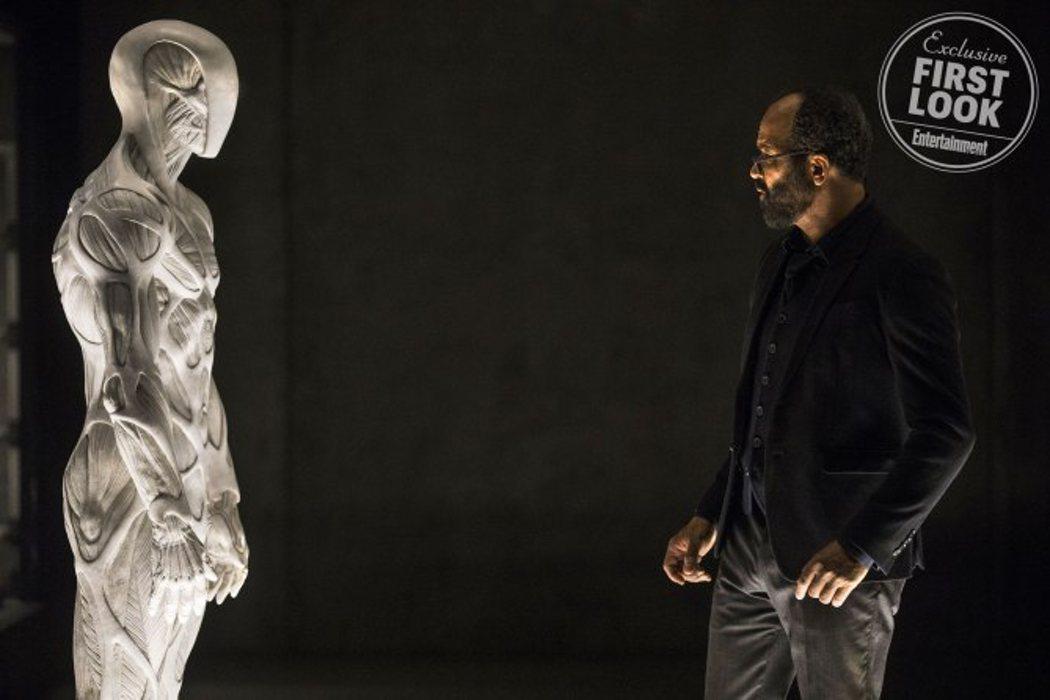 Bernard y el robot inquietante