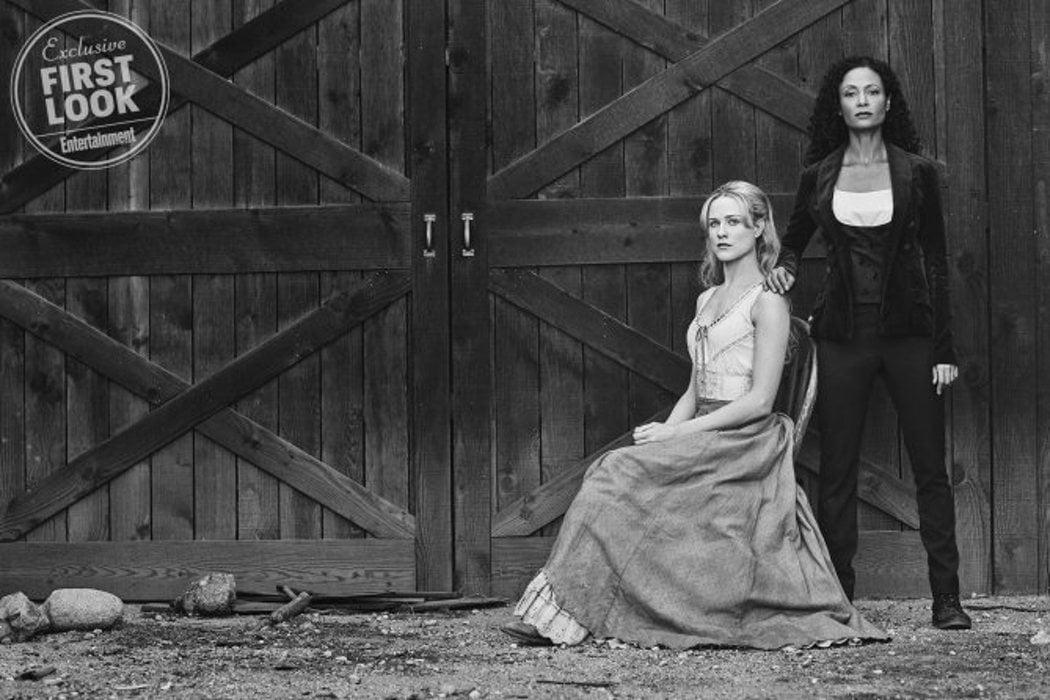 Dolores y Maeve