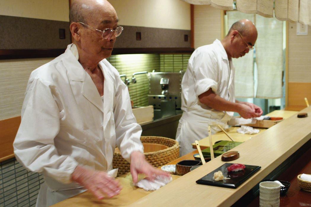 'Jiro Dreams of Sushi'