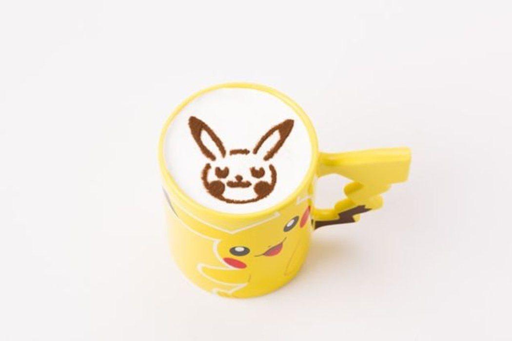 Café Pikachu del Pokémon Café
