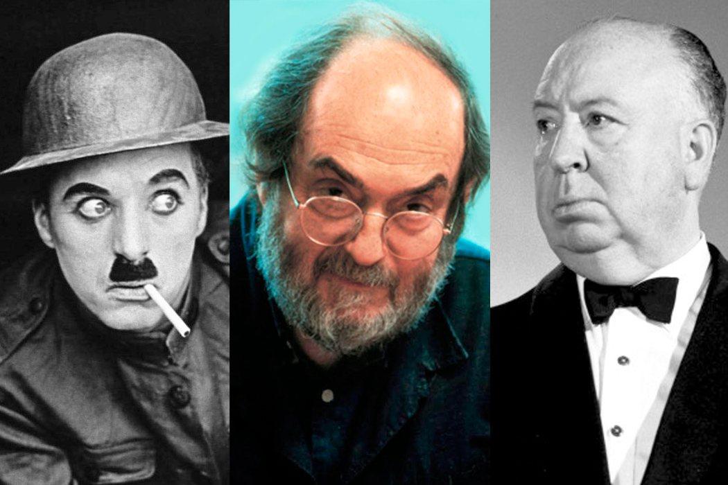Stanley Kubrick, Alfred Hitchcock y Charlie Chaplin, sin estatuilla