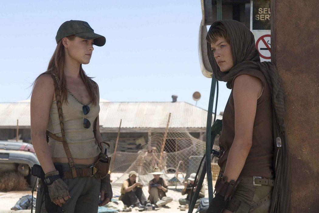 'Resident Evil: Extinción'