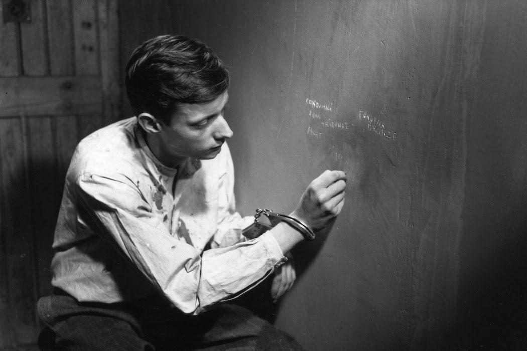 Un condenado a muerte se ha escapado (Robert Bresson, 1956)