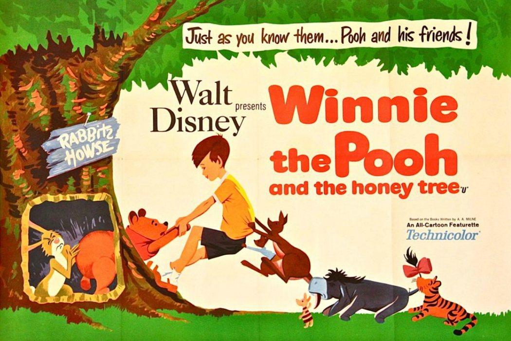 Los cortos de Winnie the Pooh
