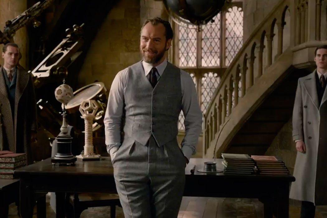 Un joven Dumbledore