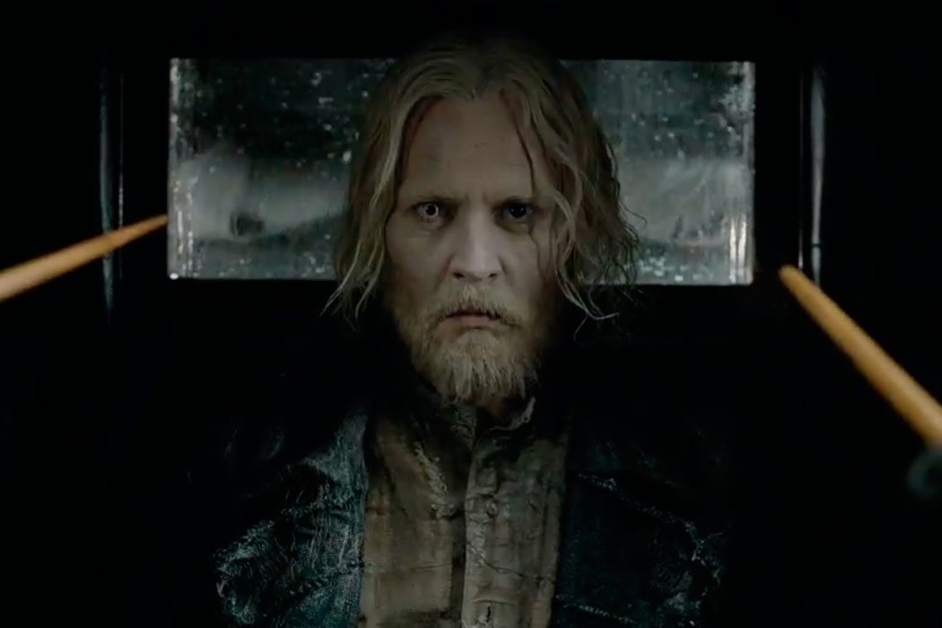 Grindelwald is back