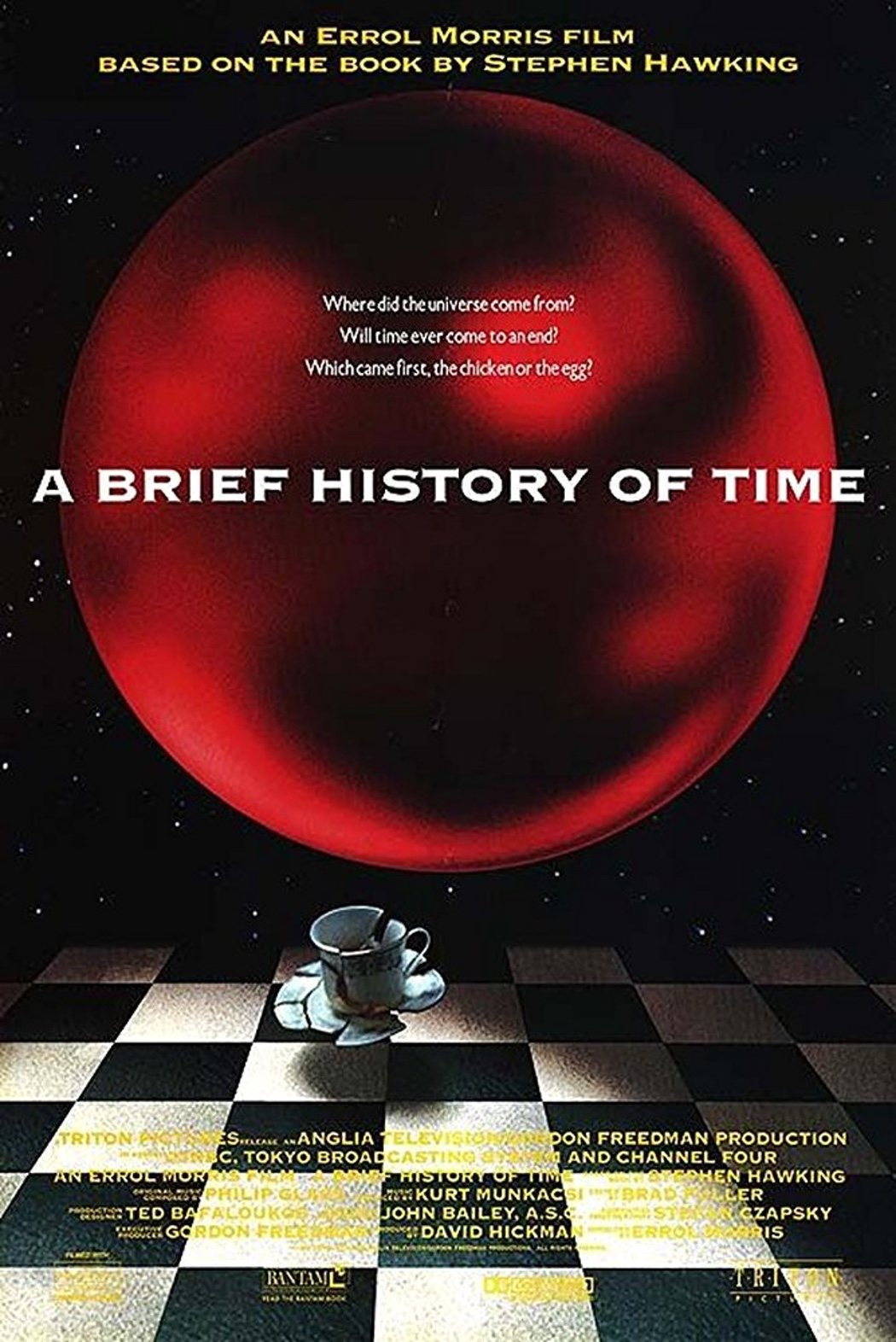 'A Brief History of Time'