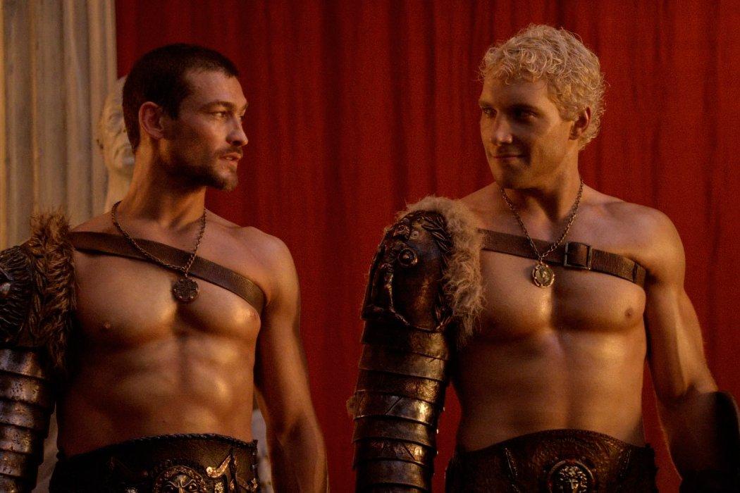 Una aventura en 'Spartacus'