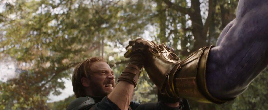 El Capi versus Thanos