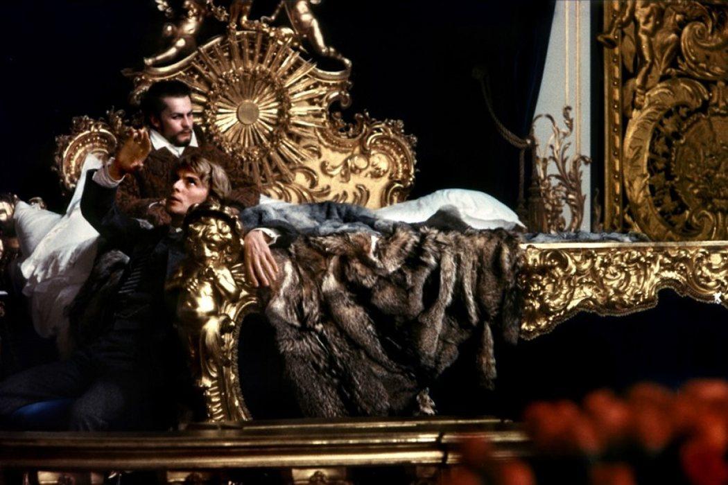 'La caída de los dioses', 'Muerte en Venecia' y 'Ludwig', la oda de la trágica decadencia