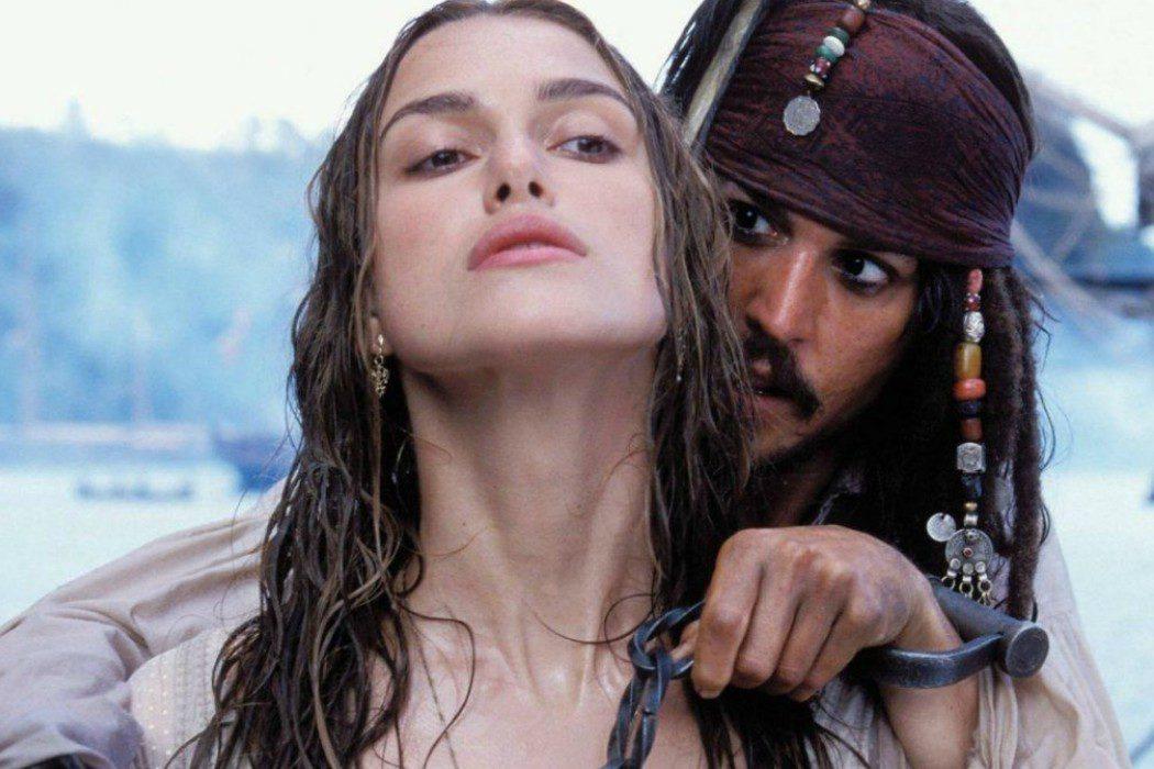 'Piratas del Caribe: La maldición de la Perla Negra'