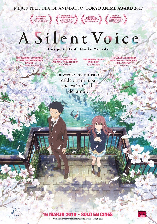 'A Silent Voice'