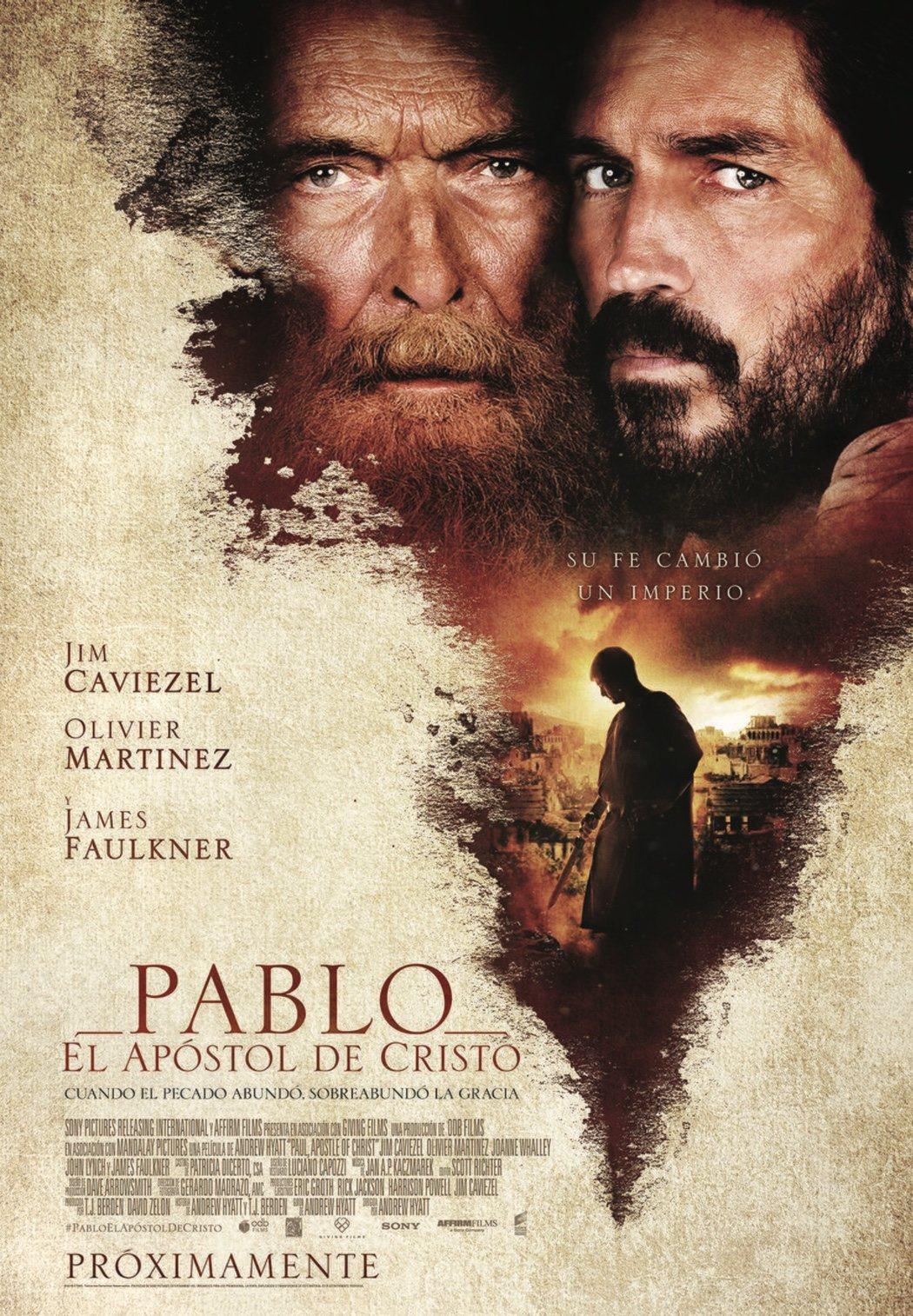 'Pablo, el apóstol de Cristo'